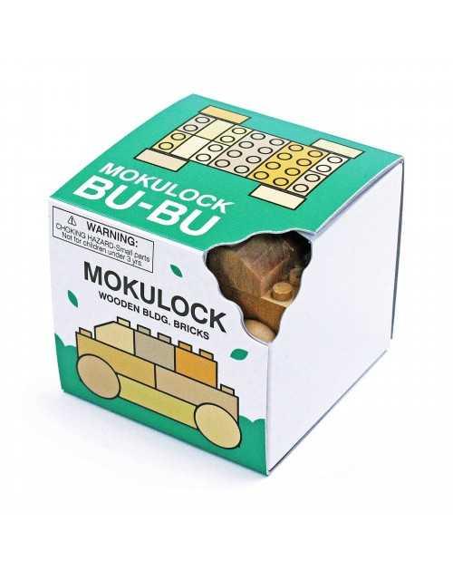 """MOKULOCK """"BUBU"""" Medinės kaladėlės"""