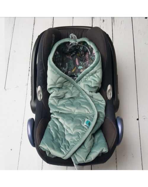 Automobilinės kėdutės įdėklas